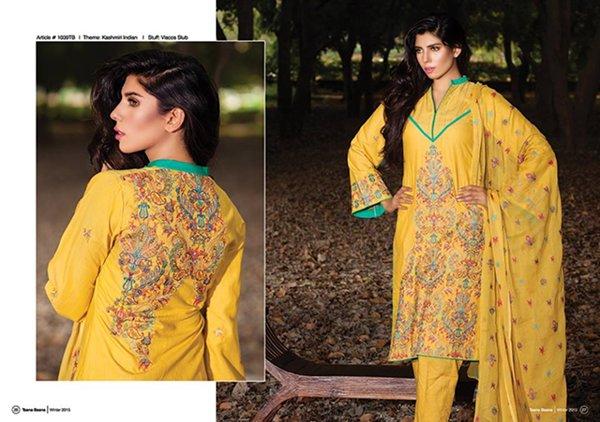 Taana Baana Winter Collection 2015 For Women003