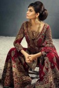 Teena By Hina Butt Bridal Wear Collection 2015 For Women001