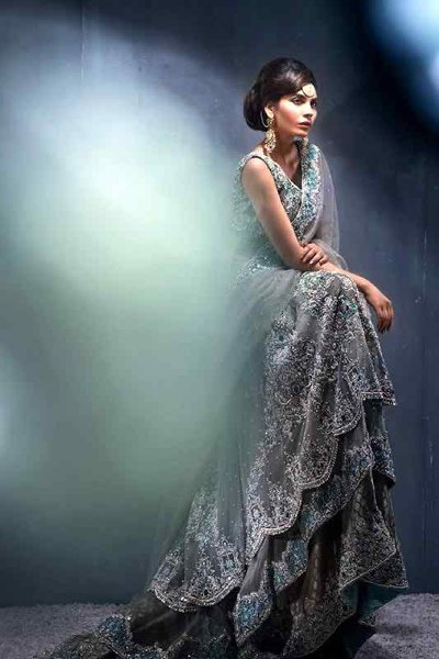 Teena By Hina Butt Bridal Wear Collection 2015 For Women006