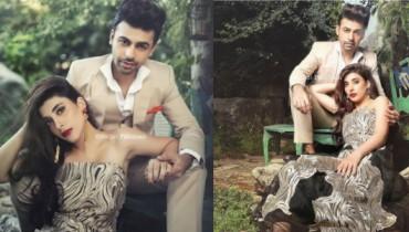 Urwa Hocane and Farhan Saeed Hot PhotoShoot For Hello Pakistan