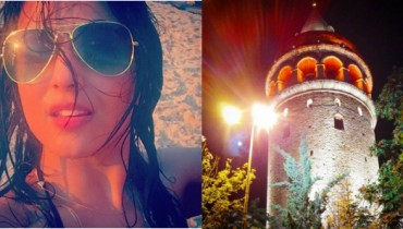 Ushna Shah Enjoying Holidays In Istanbul Turkey