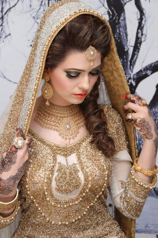 Best Pakistan Bridal Makeup Ideas