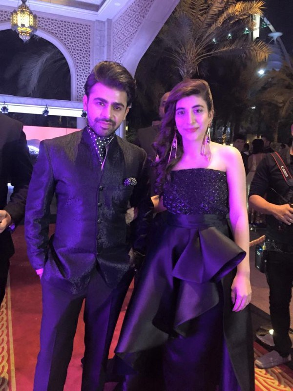 Exclusive pictures of pakistani celebrities at masala awards 2015
