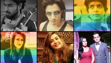 pakistani celebrities who are supporting same sex marriage