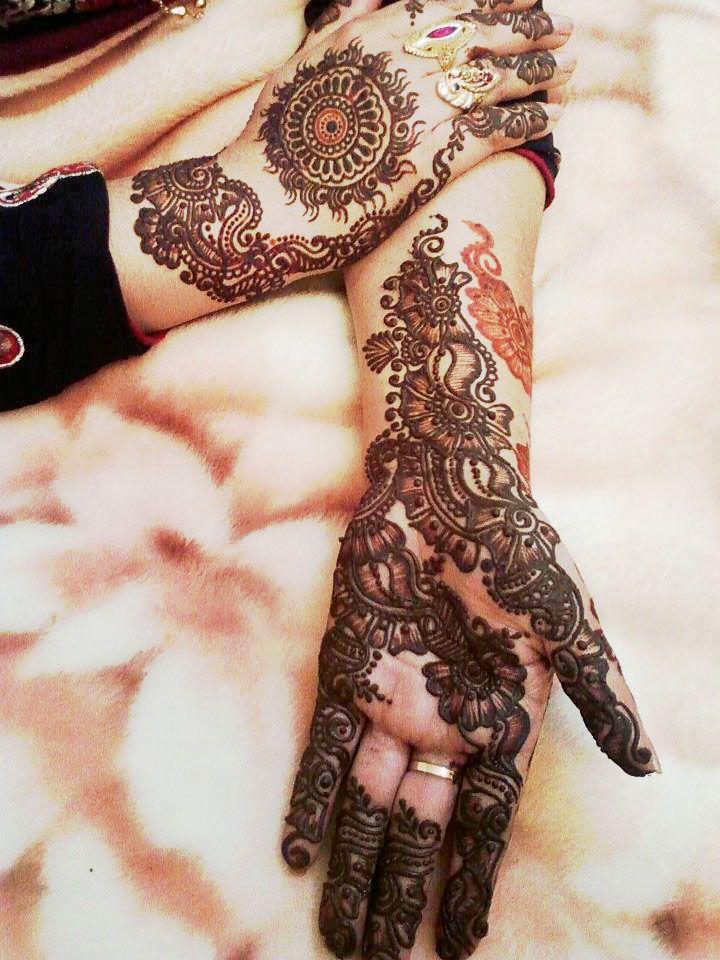 Pakistani Henna Designs: Pakistani Mehndi Designs 2016- New