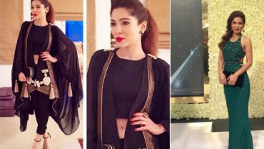 Ayesha Omer Turned Heads On The Red Carpet In 2015