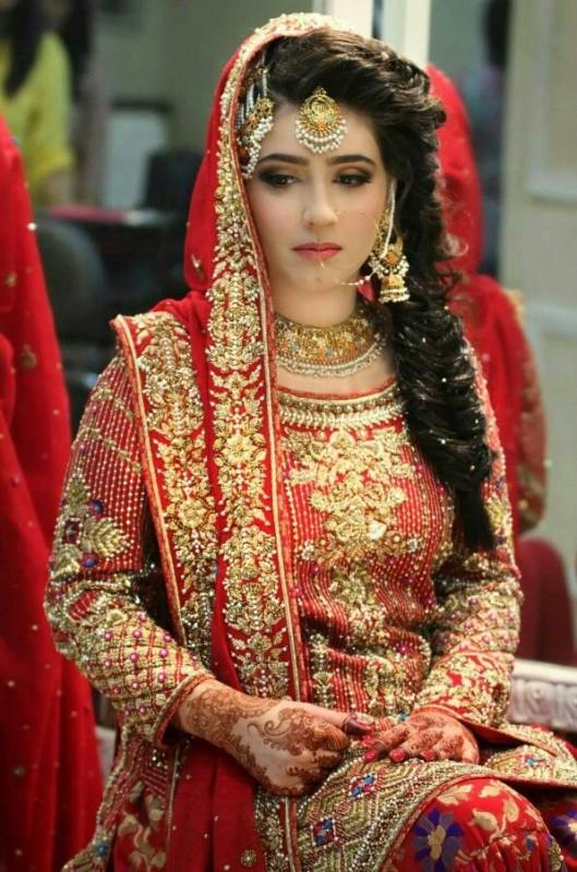 Terrific Best Bridal Wedding Hairstyles 2017 Short Hairstyles Gunalazisus