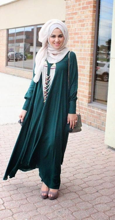 Formal Hijab styles 2016 | Style.Pk