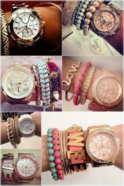 Latest Watches for Girls 2016- 5