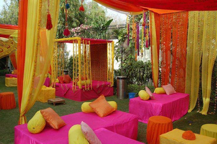 Mehndi Decoration Themes : Mehndi decoration ideas new style pk