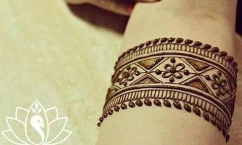 Mehndi Tattoos 2016 for Girls