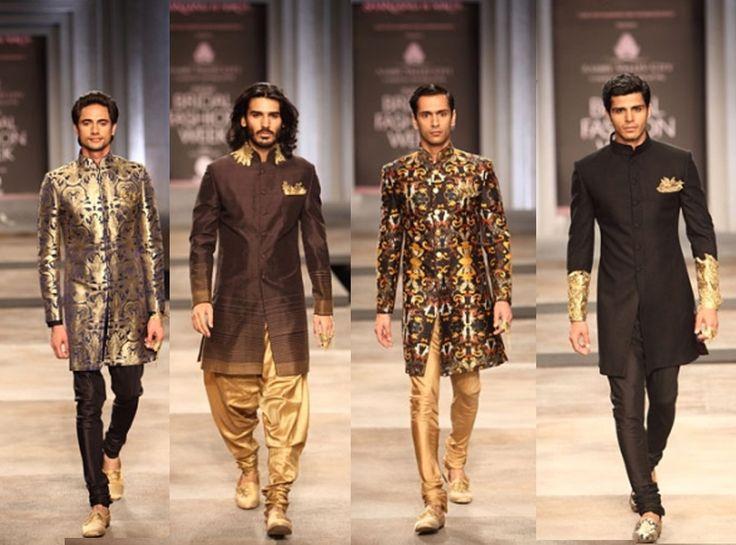 wedding sherwani Trend 2016