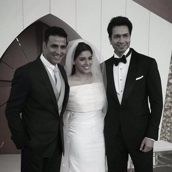 Bollywood actress Asin got married to Rahul Sharma