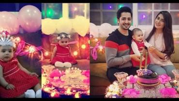 See Family Moments from Ayeza Khan's Birthday