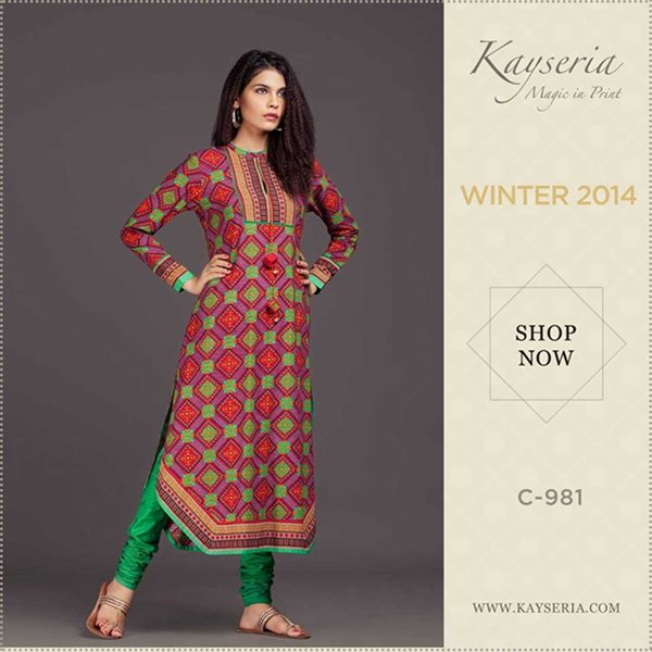 Amazing Women Eid Kurta Design 2016 Latest Collection With Prices