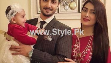 See Latest clicks of Ayeza Khan and Danish Taimoor