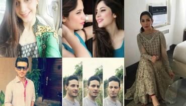 Pakistani celebrities 2016