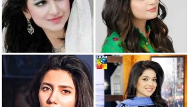 Top 5 Pakistani Television Actresses Of 2015