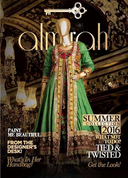 Almirah Summer Dresses 2016 For Women001