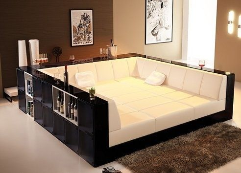 Convertible Furniture Ideas for Small Space. white