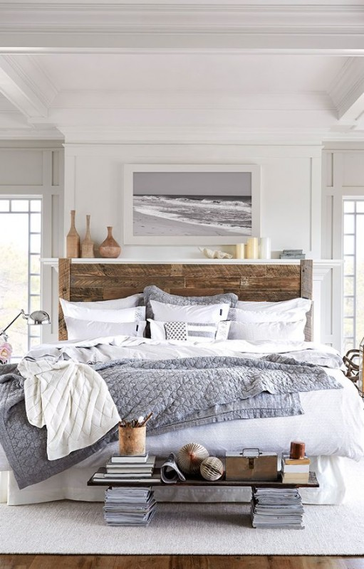 Cozy Bedrooms For Winters.white