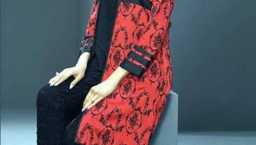 House Of Ittehad Valentines Day Dresses 2016 For Women002