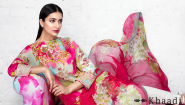 Khaadi Lawn Dresses 2016 For Women0012