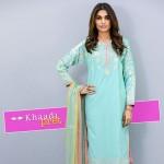 Khaadi Pret Wear Dresses 2016 Volume 1 For Women001