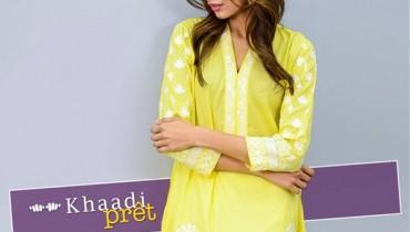 Khaadi Pret Wear Dresses 2016 Volume 1 For Women0010