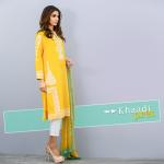 Khaadi Pret Wear Dresses 2016 Volume 1 For Women004