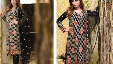 Maira Ahsan Chiffon Dresses 2016 For Women007