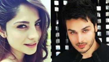 Neelam Muneer and Ahsan Khan 1