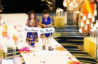 Wedding entrance ideas