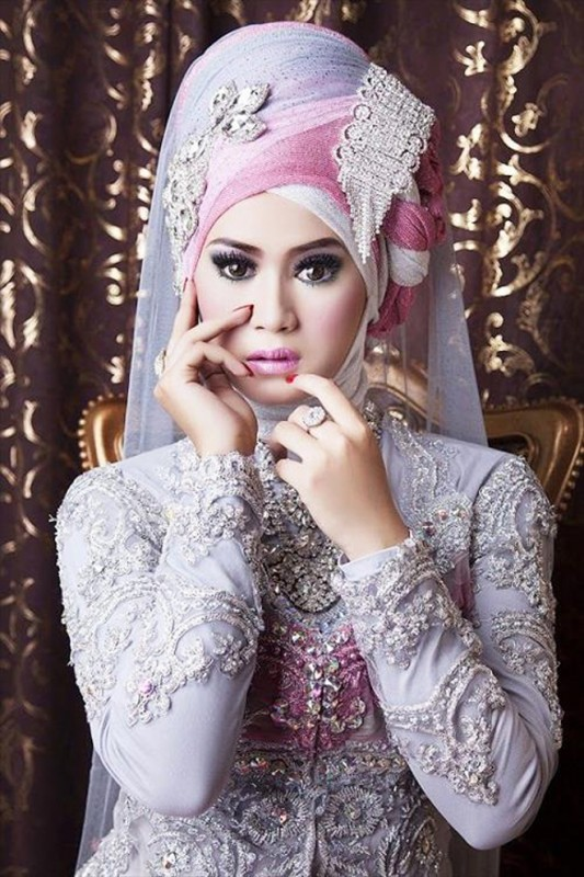 latest hijab design