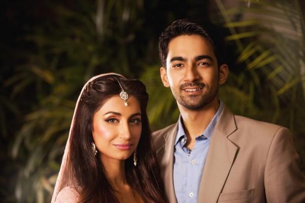 Ali Safina and Hira Tareen wedding