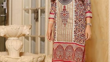 Bashir Ahmad Textiles Spring Dresses 2016 For Women0010