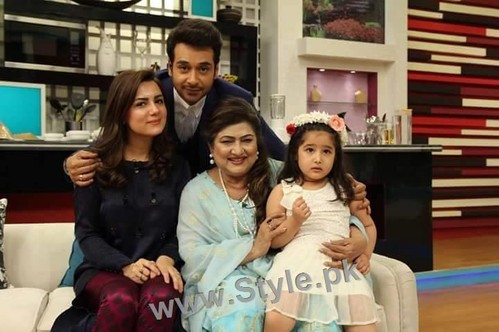 Family Pictures of Faisal Qureshi