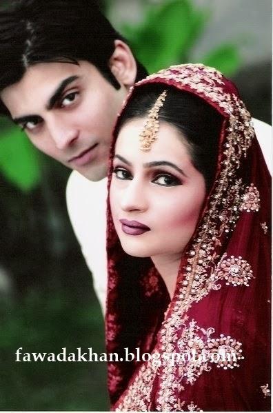 Fawad khan wedding