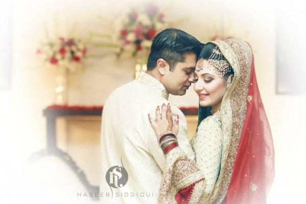 Maheen Rizvi and Rehman Saiyed wedding