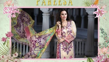 Pareesa By Chen One Spring Dresses 2016 for Women003