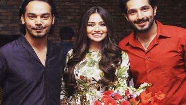 Sana Javed birthday photo