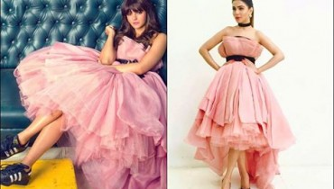 See Alia Butt and Humaima Malick in same dress