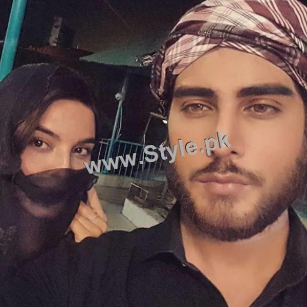 Pin Sadia Khan Khuda A... Imran Abbas And Sadia Khan