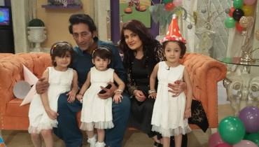 Adnan Shah tipu daughters