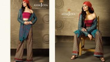 Asim Jofa Summer Dresses 2016 For Women005