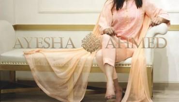 Ayesha Ahmed Summer Dresses 2016 Volume I For Women001