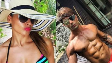 Bipasha Basu and Karan Singh Grover Honeymoon pic
