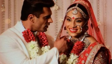See Bipasha Basu's Wedding Pictures