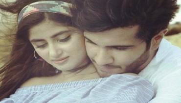 Feroze Khan and Sajal Ali Photoshoot 1