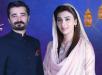 See Hamza Ali Abbasi and Ayesha Khan will be hosting Aaj TV's Ramzan Transmission 2016